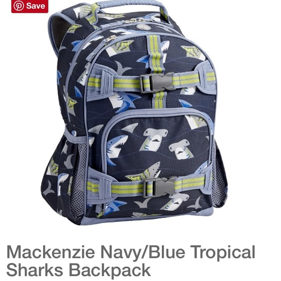27ceef2794ce NWT Pottery Barn Kids - Mackenzie small backpack